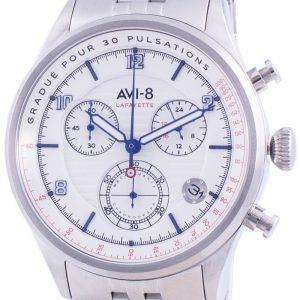 AVI-8 Flyboy Lafayette Chronograph Quartz AV-4076-11 Men's Watch