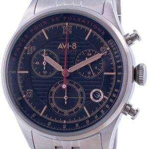 AVI-8 Flyboy Lafayette Chronograph Quartz AV-4076-33 Men's Watch