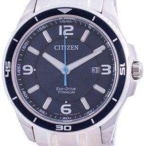 Citizen Brycen Eco-Drive Titanium BM6929-56L 100M Men's Watch
