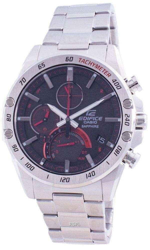 Casio Edifice Smartphone Link Tachymeter Quartz EQB-1000XD-1A EQB1000XD-1A 100M Men's Watch