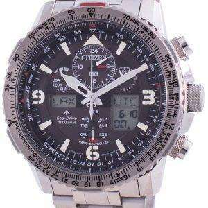 Citizen Skyhawk Radio Controlled Eco-Drive JY8100-80E 200M Men's Watch