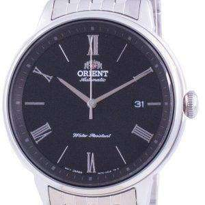 Orient Contemporary Black Dial Automatic RA-AC0J02B10B Men's Watch