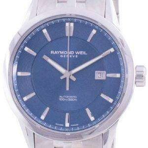 Raymond Weil Freelancer Geneve Automatic 2731-ST-50001 100M Reloj para hombre