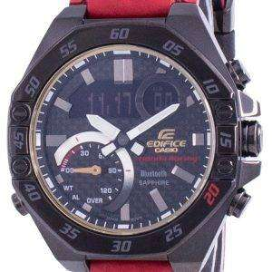 Reloj Casio Edifice Mobile Link Limited Edition Quartz ECB-10HR-1A ECB10HR-1 100M para hombre