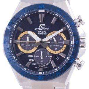 Reloj Casio Edifice Solar Powered Chronograph EQS-800BCD-2A EQS800BCD-2 100M para hombre