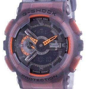 Reloj Casio G-Shock Special Color Quartz GA-110LS-1A GA110LS-1 200M para hombre