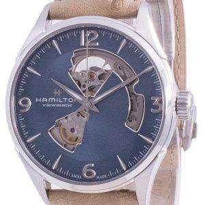 Hamilton Jazzmaster Viewmatic Open Heart Dial automático H32705842 Reloj para hombre