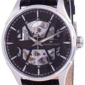 Hamilton Jazzmaster Skeleton Dial Automatic H42535780 Reloj para hombre