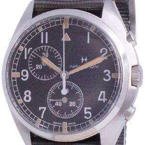 Hamilton Khaki Aviation Pilot Pioneer Chronograph Quartz H76522931 100M Reloj para hombre