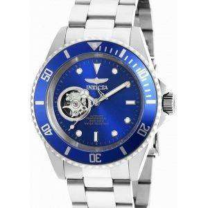 Invicta Pro Diver Professional Open Heart Dial Automatic 20434 200M Reloj para hombre