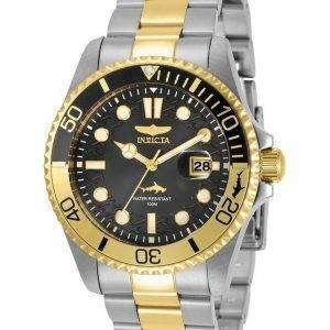 Reloj para hombre Invicta Pro Diver con esfera negra de cuarzo 30944 100M