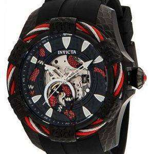 Invicta Bolt Semi Skeleton Dial Automatic 32324 100M Reloj para hombre