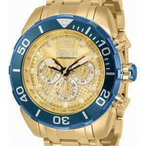 Reloj Invicta Pro Diver Chronograph Quartz 33831 100M para hombre