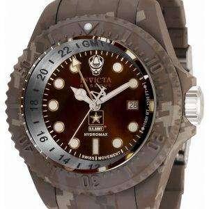 Reloj Invicta Reserve US Army Quartz 34578 1000M Diver&#39,s para hombre