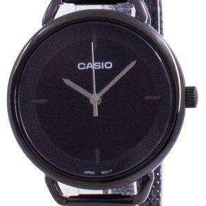Reloj Casio Black Dial Quartz LTP-E413MB-1A LTPE413MB-1 para mujer