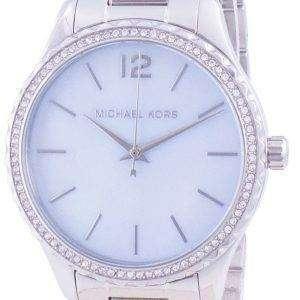 Michael Kors Layton Diamond Accents Quartz MK6847 Reloj para mujer
