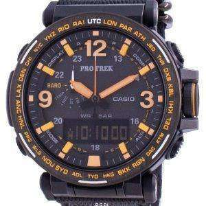 Reloj Casio Protrek World Time Quartz PRG-600YB-1 PRG600YB-1 100M para hombre