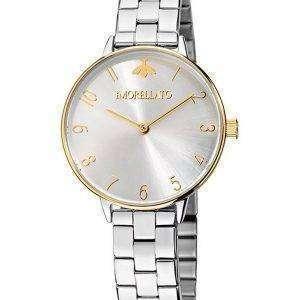 Morellato Ninfa Silver Dial Quartz R0153141503 Reloj para mujer