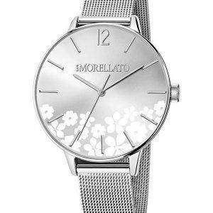 Morellato Ninfa Silver Dial Quartz R0153141528 Reloj para mujer