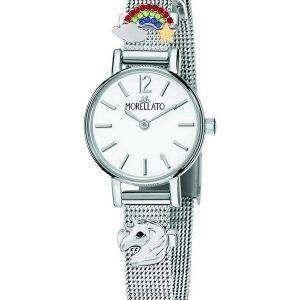 Morellato Sensazioni White Dial Quartz R0153142527 Reloj para mujer