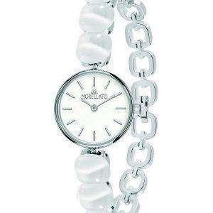 Morellato Gemma White Dial Quartz R0153154502 Reloj para mujer