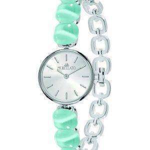 Morellato Gemma Silver Dial Quartz R0153154503 Reloj para mujer