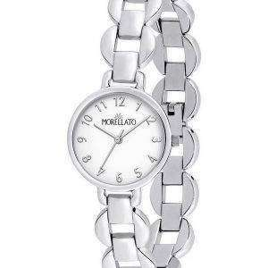 Morellato Bolle White Dial Quartz R0153156501 Reloj para mujer