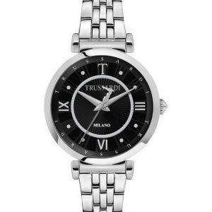 Trussardi T-Twelve Milano Diamond Accents Quartz R2453138504 Reloj para mujer