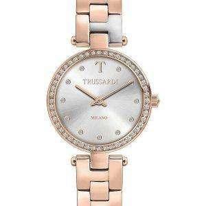 Trussardi T-Sparkling Milano Diamond Accents Quartz R2453139504 Reloj para mujer