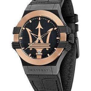 Reloj Maserati Triconic Chronograph Quartz R8873639003 100M para hombre