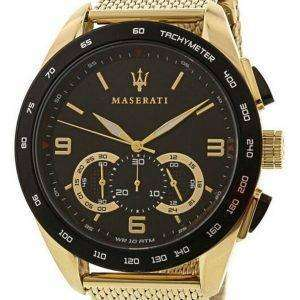 Reloj para hombre Maserati Traguardo Chronograph Quartz R8873612010 100M