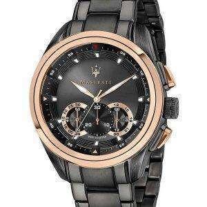 Reloj para hombre Maserati Traguardo Chronograph Quartz R8873612016 100M