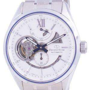 Orient Star Open Heart Automatic RE-AV0113S00B Japan Made 100M Reloj para hombre