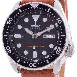 Reloj para hombre Seiko Discover More Automatic Diver&#39,s SKX007K1-var-LS21 200M