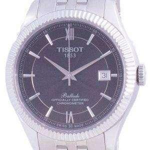 Reloj Tissot Ballade Powermatic 80 Silicium Automatic T108.408.11.058.00 T1084081105800 para hombre