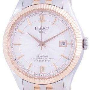 Reloj Tissot Ballade Powermatic 80 Silicium Automatic T108.408.22.278.00 T1084082227800 para hombre