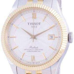 Tissot Ballade Powermatic 80 Silicium Automatic T108.408.22.278.01 T1084082227801 Reloj para hombre