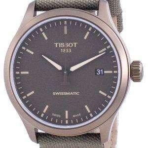 Tissot Gent XL Swissmatic Automatic T116.407.37.091.00 T1164073709100 100M Reloj para hombre
