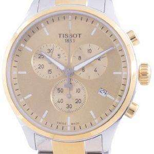 Tissot T-Sport Chrono XL Classic Quartz T116.617.22.021.00 T1166172202100 100M Reloj para hombre