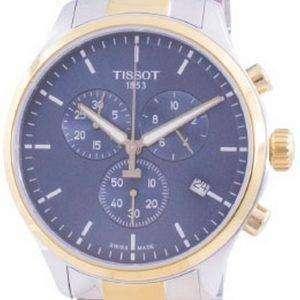 Tissot T-Sport Chrono XL Classic Quartz T116.617.22.041.00 T1166172204100 100M Reloj para hombre