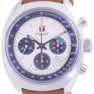 Tissot Heritage 1973 Cronógrafo automático T124.427.16.031.01 T1244271603101 100M Reloj para hombre