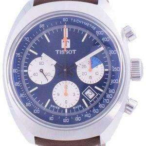 Tissot Heritage 1973 Cronógrafo automático T124.427.16.041.00 T1244271604100 100M Reloj para hombre