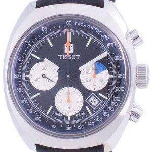 Tissot Heritage 1973 Cronógrafo automático T124.427.16.051.00 T1244271605100 100M Reloj para hombre