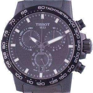 Tissot Supersport Chronograph Quartz T125.617.33.051.00 T1256173305100 100M Reloj para hombre