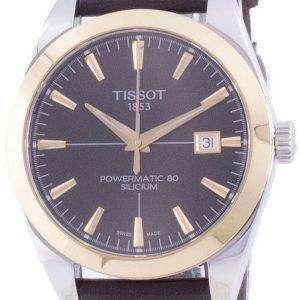 Tissot Gentleman Powermatic 80 Silicium Automatic T927.407.46.291.01 T9274074629101 Reloj para hombre