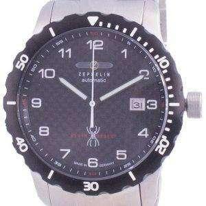 Zeppelin Alain Robert Limited Edition Automatic 7266-2_SET 72662_SET 200M Reloj para hombre