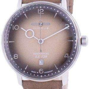 Reloj Zeppelin Hindenburg LZ 129 Quartz 8046-5 80465 para hombre