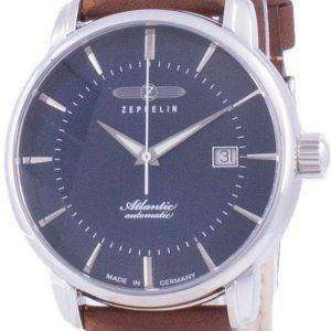 Zeppelin Atlantic Blue Dial Automatic 8452-3 84523 Reloj para hombre