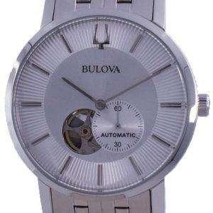 Reloj para hombre Bulova Clipper Open Heart Dial automático 96A238