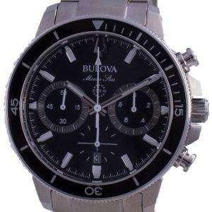 Reloj para hombre Bulova Marine Star Quartz Diver&#39,s 96B272 200M